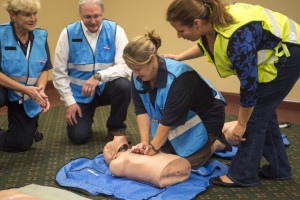CPR, AED and First Aid Training- Central VT MRC @ Central Vermont Medical Center Conference Room 1