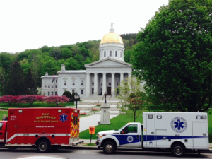 EMS Celebration on the State House @ Vermont State House | Montpelier | Vermont | United States