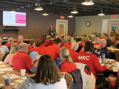 2019 MRC Training Summit 6