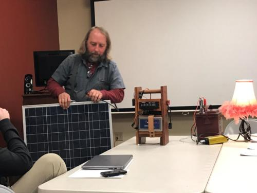 Solar Preparedness Demo 2
